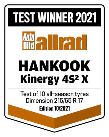 SUV tires Kinergy 4S 2X at Auto Bild Allrad